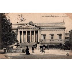 Angouleme le palais de justice