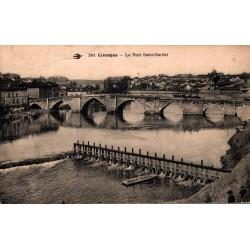 Limoges le pont saint martial