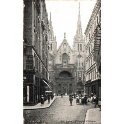 Lyon l'eglise saint nizier