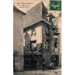 Saint yrieix vieille maison...