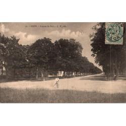 Dijon avenue du parc