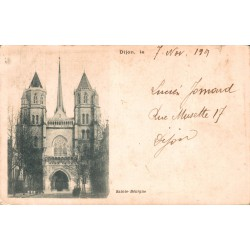 Dijon église sainte benigne