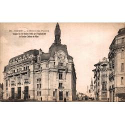 Dijon l'hotel des postes