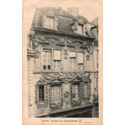 Dijon maison des ambassadeurs