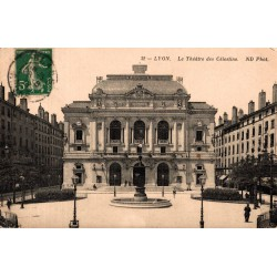 Lyon le theatre des celestins