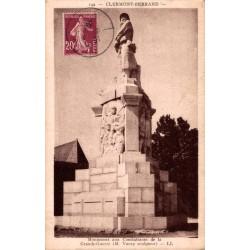 Clermont ferrand monument...