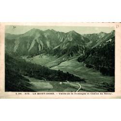 Le Mont Dore vallée de la...