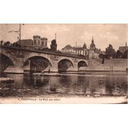 Thionville le pont des alliés