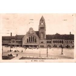 Metz la gare