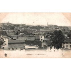 Limoges vue panoramique