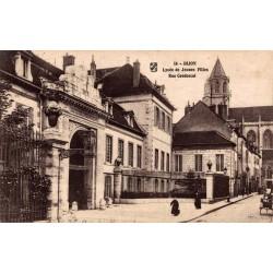 Dijon lycée de jeunes...