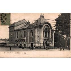 Evreux le theatre