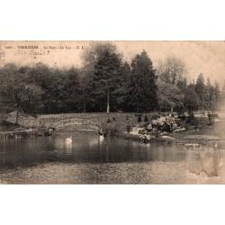 Verriéres le parc le lac