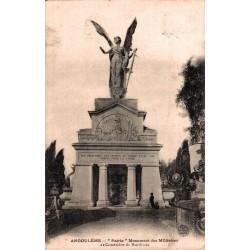 Angouleme patria monument...