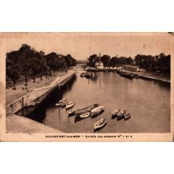 Rochefort sur mer entrée...