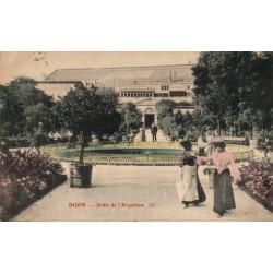 Dijon jardin de l'arquebuse