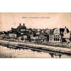 Verdun vue panoramique quai...