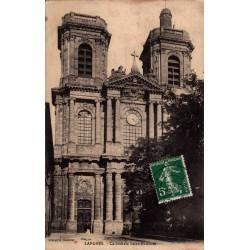 Langres cathedrale saint...