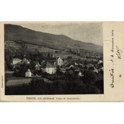 Theys vue generale vallée...