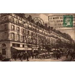 Paris une rue à définir