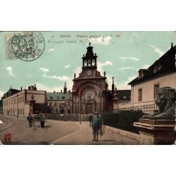 Dijon hopital général