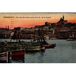 Marseille un coin du vieux...
