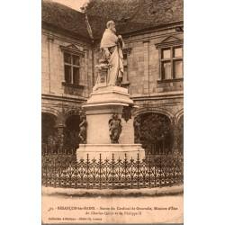Besançon statue du cardinal...
