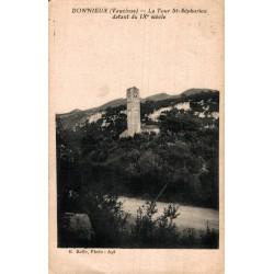 Bonnieux la tour st sephorien