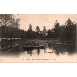 Dijon parc et chateau de...