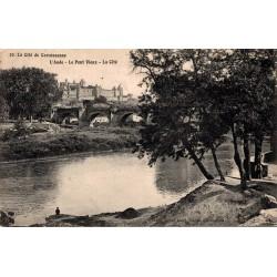 Carcassonne l'aude le pont...