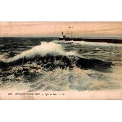 Boulogne sur mer effet de mer