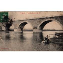 Trilport pont du chemin de fer