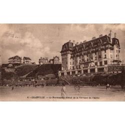 Granville le normandy hotel...
