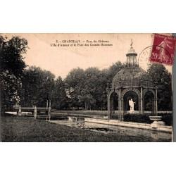 Chantilly parc du chateau...