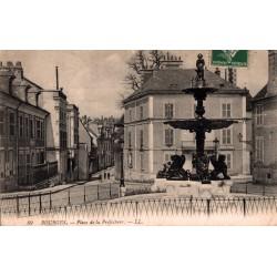 Bourges place de la prefecture