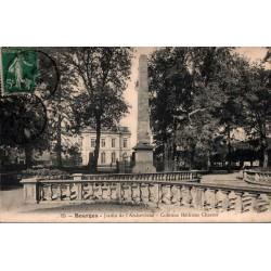 Bourges jardin de...