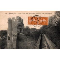 Gisors ancien mur de ville...