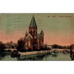 Metz l'eglise réformée
