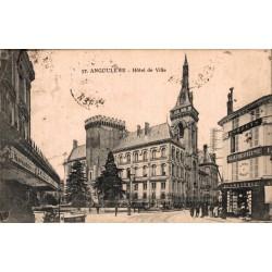 Angouleme hotel de ville