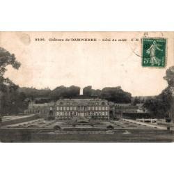 Chateau de dampierre coté...