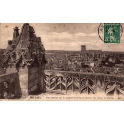 Auxerre vue generale sur la...