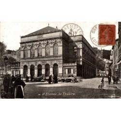 Saint etienne le theatre