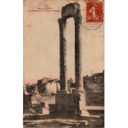Arles les colonnes du...