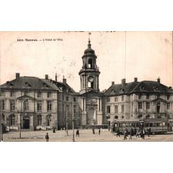 Rennes l'hotel de ville