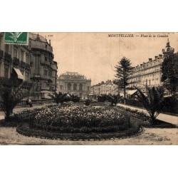 Montpellier place de la...
