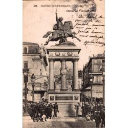 Clermont ferrand statue de...
