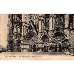 Bourges les portails de la...