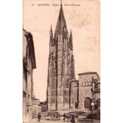 Saintes l'eglise saint eutrope