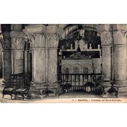 Saintes tombeau de Saint...