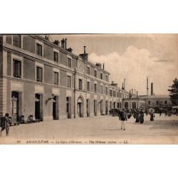 Angouleme la gare d'orleans